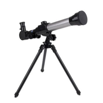 Educational Kid Entry level Astronomical Telescope Set Children And Student  Library Science  20-40-0.6