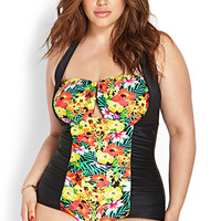 Tropical Paradise Swimsuit