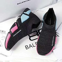 Balenciaga Women Fashion Sneakers Sport Shoes
