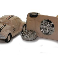 Herbie Car Replica Herb Grinder