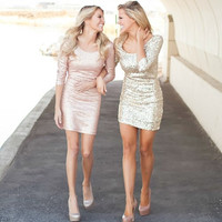 Get Your Shine On Dress