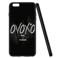 Drake X The Weeknd iPhone 6 | 6S Case Planetscase.com