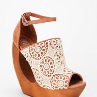 Jeffrey Campbell Rock Lace Wedge