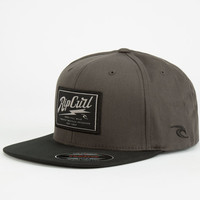 Rip Curl Generation Mens Hat Charcoal One Size For Men 24750411001