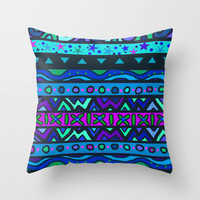 Coolness Throw Pillow by gretzky   Society6