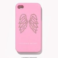 Victoria's Secret Dream Angel Wings PINK Bling LIMITED EDITION iPhone 4/4S Cell Phone Case