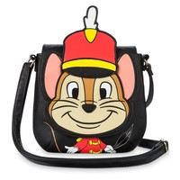 Disney Parks Timothy Mouse Crossbody Bag by Loungefly New with Tags