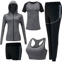 ACTIVEWEAR YOGALICIOUS - ACTIVE SET