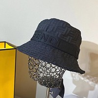FENDI Women Fashion Bucket Hat