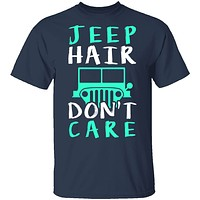 Jeep Hair Don't Care T-Shirt