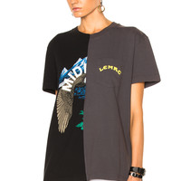 OFF-WHITE Reassembled Tee in Multi | FWRD