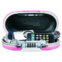 Master Lock 5900DPNK Portable Personal Safe, Pink - Amazon.com