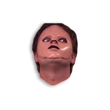 Dwight Schrute Magnet - The Office TV Show Magnet - Schrute Farms Dwight Schrute Magnet