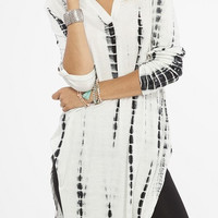 Tie Dyed Fall Tunic- In stock- Limited Inventory!
