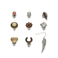 Mixed Outlaw Stud Earring Pack