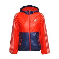 Adidas Women Men Fashion Zip Cardigan Jacket Coat Sweatshirt Windbreaker