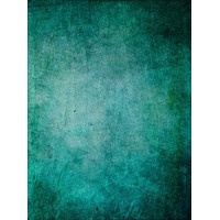 Printed Old Masters Turquoise Backdrop - 4003