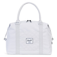 Strand Duffle Bag Lunar Rock Quilted