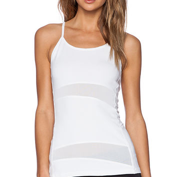 Rese Kimmy Tank in White