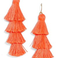 BaubleBar Gabriela Fringe Earrings | Nordstrom