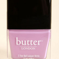 Butter London Molly-Coddled Lavender Nail Lacquer