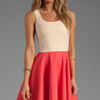 BLAQUE LABEL Dress in Coral