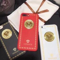 Versace inspired bling iPhone cell phone case