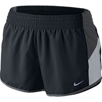 Womens Nike Racer Shorts Black