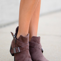 The Bronco Boots, Taupe