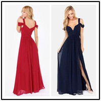 Maxi Long Dress Formal Dresses Evening Grace Karin Evening Dress Sexy Formal Long Women Lace Dress Prom Evening Party Cocktail Bridesmaid We