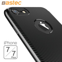 Phone Case for iPhone 7 7 Plus Bastec Slim TPU Shock Absorbing Scratch Resistant Ultra Thin Phone Protective Cover Case