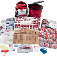 Emergency Ten Person Ultimate Survival Pack