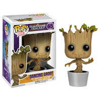 Guardians of Galaxy Dancing Groot Pop! Vinyl Bobble Figure - Funko - Guardians of the Galaxy - Pop! Vinyl Figures at Entertainment Earth