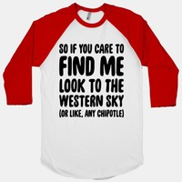 SO IF YOU CARE TO FIND ME