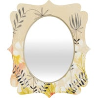 Cori Dantini Heaven And Nature Quatrefoil Mirror