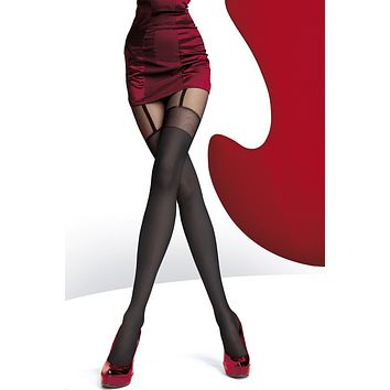 Alpia Suspender Tights