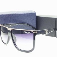 DCCK FREE SHIPPING Prada Women Fashion Popular Shades Eyeglasses Glasses Sunglasses [2974244533]