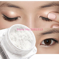 1PC Silky soft loose Makeup Highlighter powder Long lasting Professional For Eye Face Nose Smooth Brighten Powder LQ