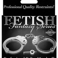 Fetish Fantasy Series Professional Handcuffs
