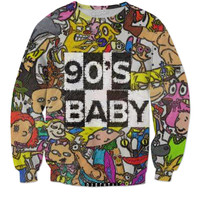 It's A 90's Baby Thing