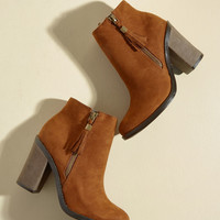 Root and Ranch Bootie | Mod Retro Vintage Boots | ModCloth.com
