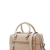 Recruit Leather Bauletto Bag - Marc Jacobs
