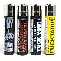 Clipper F word Series (4 Pack)