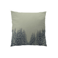 Throw Pillows for Couches /  Treeline by Lars Focke