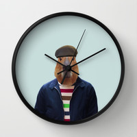Polaroid N°12 Wall Clock by Francesca Miele (Natt)