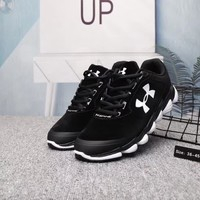 """""""Under Armour"""" Unisex Casual Fashion Pig Leather Sneakers Couple Running Shoes"""