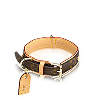 Products by Louis Vuitton: Baxter Dog Collar MM