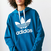 adidas Originals Tech Steel Hoodie Sweatshirt | Urban Outfitters