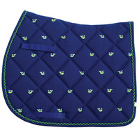 LEttia  Embroidered Pads | Dover Saddlery
