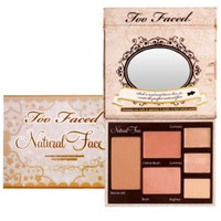 Too Faced Natural Radiance Face Palette | macys.com